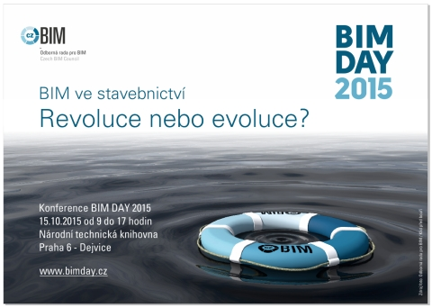 BIM DAY 2015: Revolution or evolution in building industry
